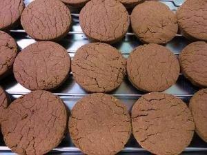 小麦粉不使用♪おからココアクッキー レシピ・作り方