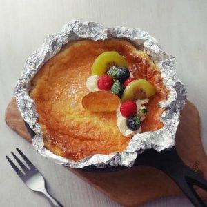 基本のベイクドチーズケーキ(糖質オフ)