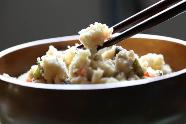 おからの煮物・卯の花のレシピ