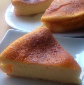 ノンオイル*おからとヨーグルトのケーキ