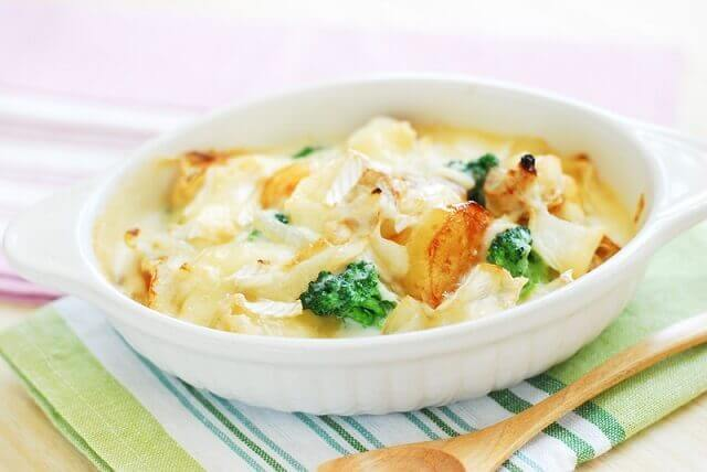 カロリー 豆腐 グラタン