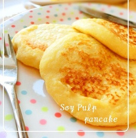 ♡ダイエットの味方♡おからパンケーキ♡