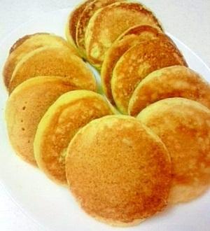 おからパンケーキ レシピ・作り方