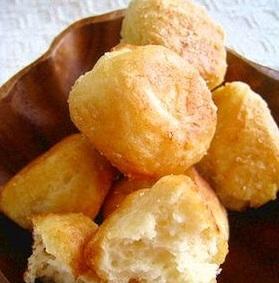 もちもち★豆腐ドーナツ