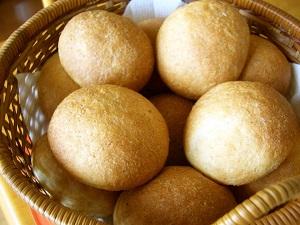 まぜまぜコネコネ簡単おからパン